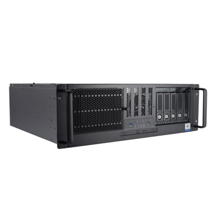 QUANTUM-R - Rack mount solution from 4th generation