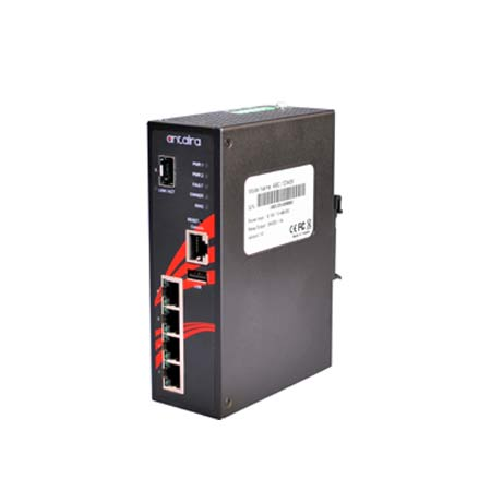 Antaira Gigabit Managed Ethernet Switches