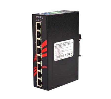 Gigabit Unmanaged Power over Ethernet (PoE) Switches