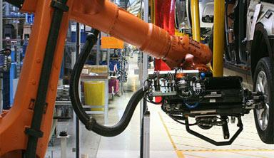 Tecnologie visione industriale automotive