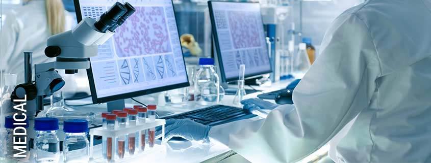Visione artificiale per il medicale