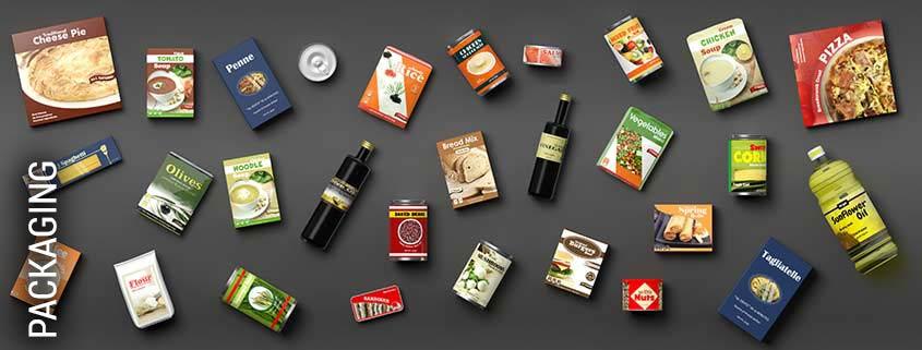 Visione artificiale per il packaging