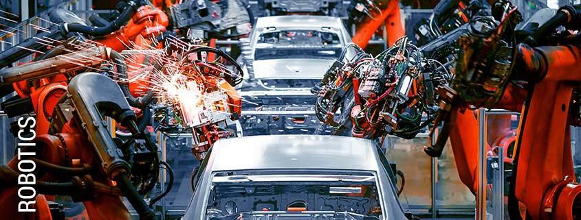 Visione artificiale per la robotica