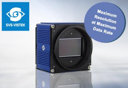 Maximum Resolution at Maximum Data Rate