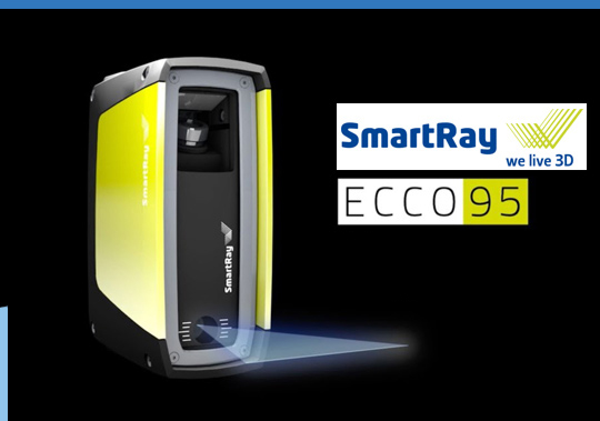 ecco 95 smartray 3d camera