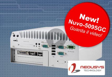 Neousys Nuvo 5095GC