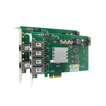 Neousys PCIe-PoE354at/352at
