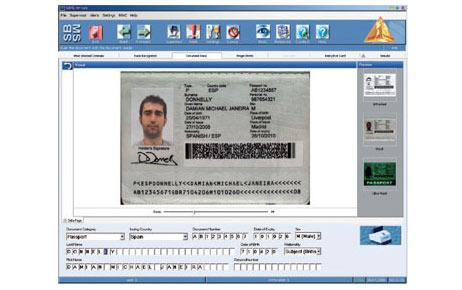 Controllo passaporti