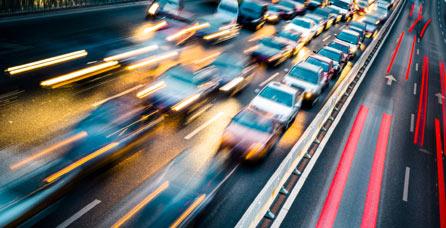 Telecamere per controllo traffico