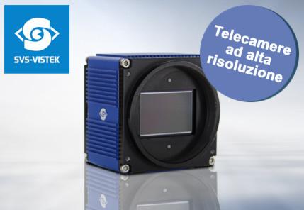 Telecamere industriali ad alta velocità