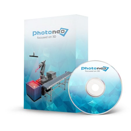 Photoneo bin picking and localization software