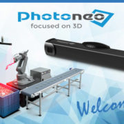 WELCOME 3D PHOTONEO