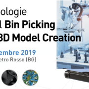 Tecnologie per il Bin Picking e la 3D Model Creation