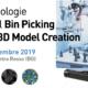 Tecnologie per il Bin Picking e la 3D Model Creation