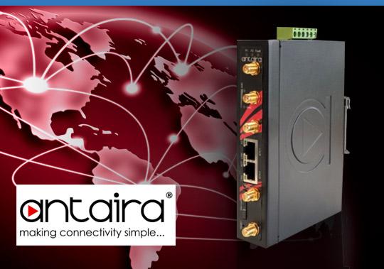 Remote monitoring tramite routers LTE nelle applicazioni IIoT