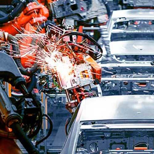 fabbrica automatizzata