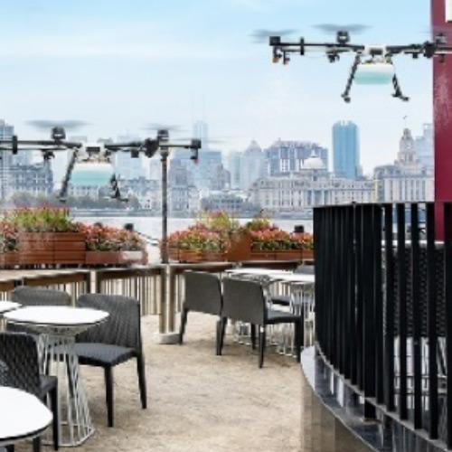 droni disinfestazione