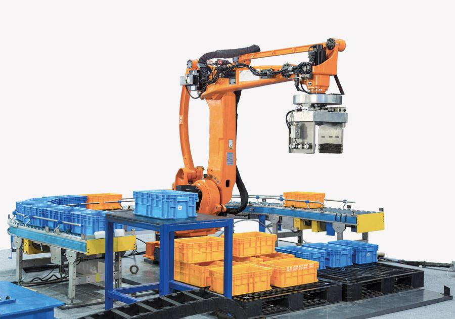 automazione industriale con tecnologie 3d