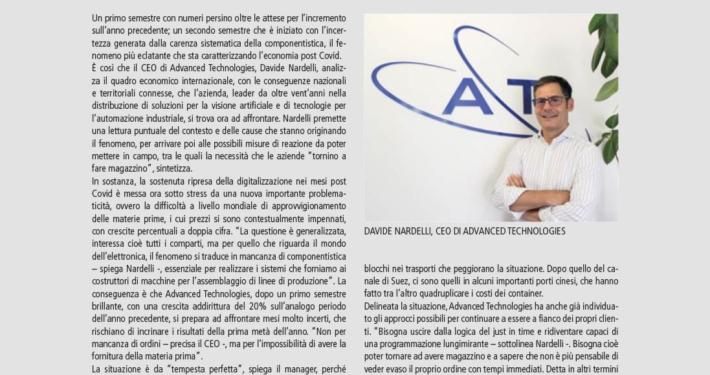 articolo-24-ore advanced technologies